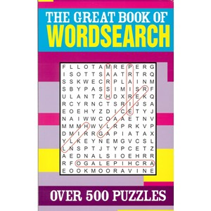 GREAT BOOK OF WORDSEARCH