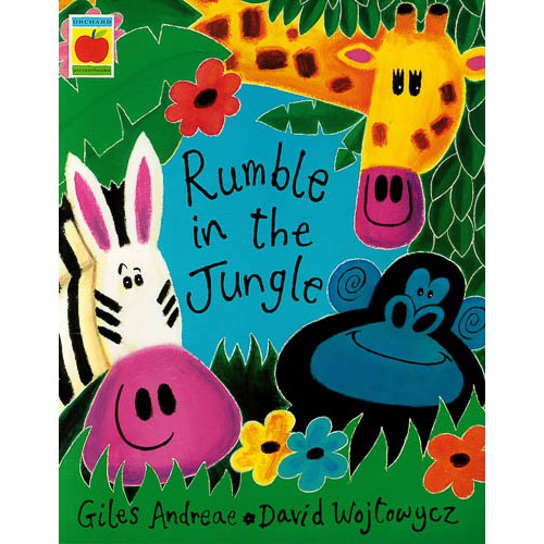 Rumble in the Jungle - pr_378076