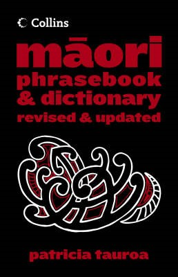 Collins Maori Phrase Book And Dictionary - pr_421974