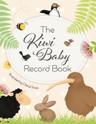 Kiwi Baby Record Book - pr_1699902