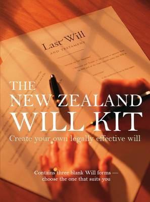 New Zealand Will Kit - pr_421991