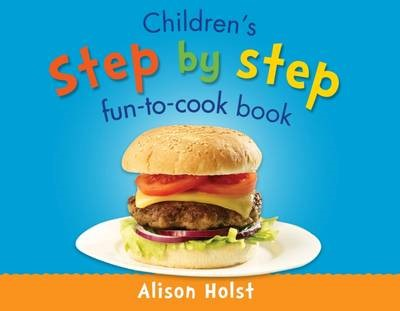 Children's Step by Step Fun-to-Cook Book - pr_422022
