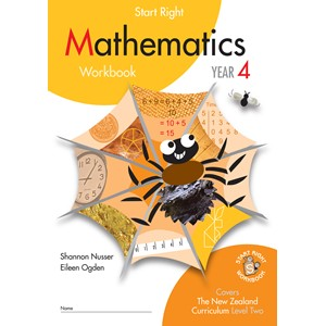 Sr Year 4 Mathematics Workbook