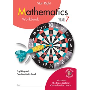 Sr Year 7 Mathematics Workbook