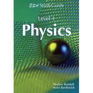 Sg Ncea Level 1 Physics Study Guide