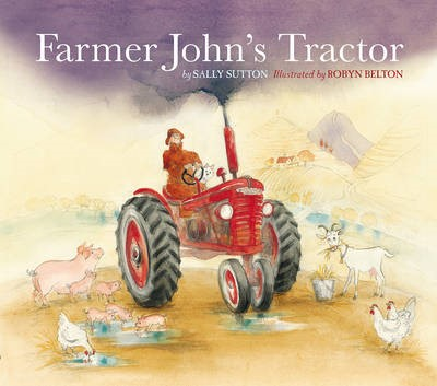 Farmer John's Tractor - pr_422119