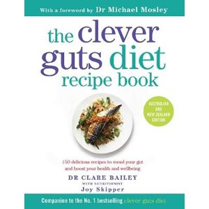 Clever Guts Diet Recipe Book