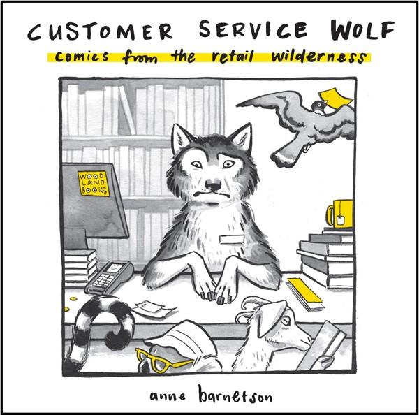 Customer Service Wolf - pr_431008