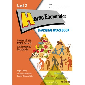 LWB NCEA Level 2 Home Economics Learning Workbook