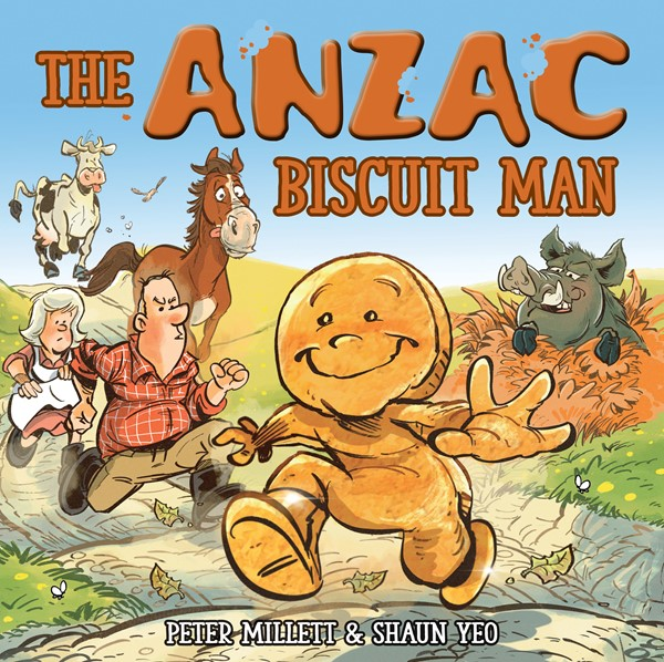 The ANZAC Biscuit Man - pr_431010