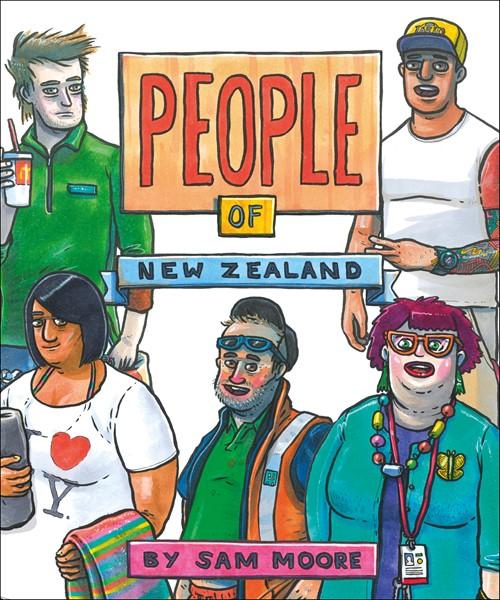 People of New Zealand - pr_1701020